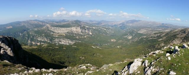 high plateau