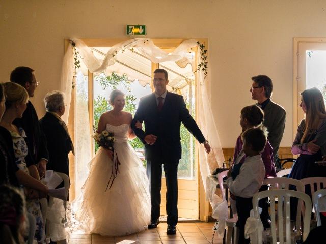 enter the bride...