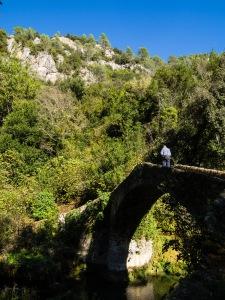medieval bridge of the Siagne