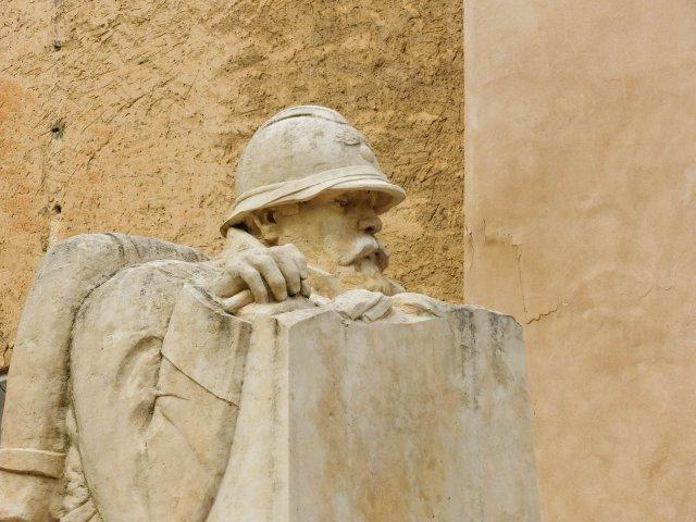 Cotignac war memorial