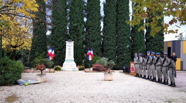 Armistice Day Taradeau